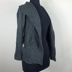 Lucy Activewear Open Front Sweater Jacket XS